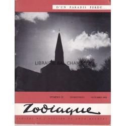 Zodiaque n°23 - D'un paradis perdu ...