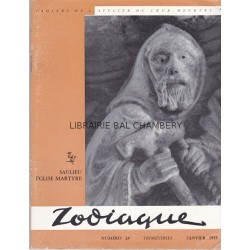 Zodiaque n°24 - Saulieu Eglise martyre