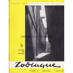 Zodiaque n°26 - Visages de Troyes