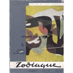 Zodiaque n°29 - Pour les cinq ans de Zodiaque