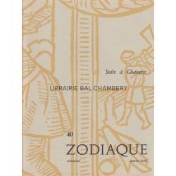 Zodiaque n°40 - Suite à Chaource