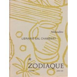 Zodiaque n°42 - Allibaudières