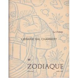 Zodiaque n°46 - La Femme