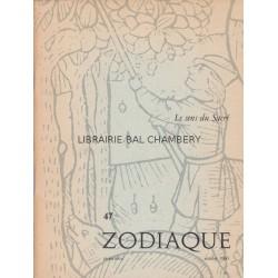 Zodiaque n°47 - Le sens du Sacré