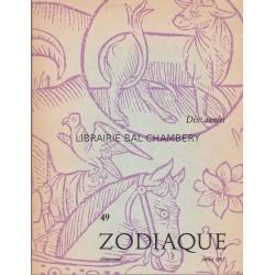 Zodiaque n°49 - Dix années