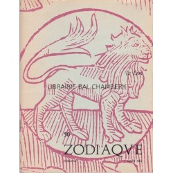 Zodiaque n°50 - Le Lion