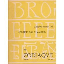Zodiaque n°56 - Actualités romanes (2)