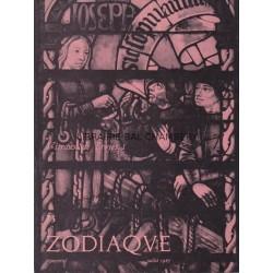 Zodiaque n°73 - Vitraux de Troyes