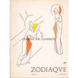 Zodiaque n°77 - Anost