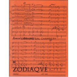 Zodiaque n°80 - Roussel (1869-1969)