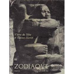 Zodiaque n°81 - Vieira da Silva et Etienne-Martin