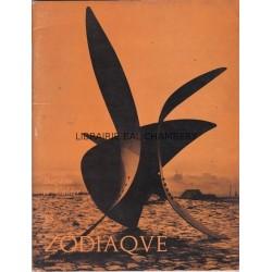 Zodiaque n°85 - Bazaine et Calder