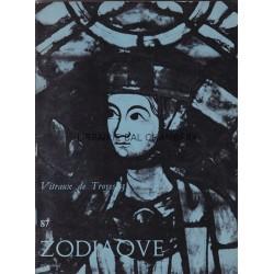 Zodiaque n°87 - Vitraux de Troyes 3