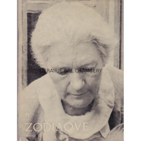 Zodiaque n°91 - Anne Dangar 20 ans après