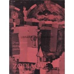 Zodiaque n°93 - D'une peinture moderne symbolique