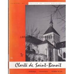 Zodiaque n°30ter - Clarté de Saint Benoît