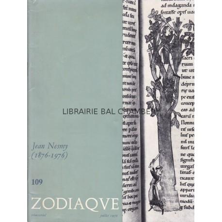 Zodiaque n°109 - Jean Nesmy (1876-1976)