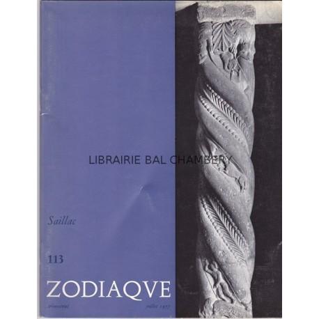 Zodiaque n°113 - Saillac