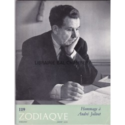 Zodiaque n°119 - Hommage à André Jolivet