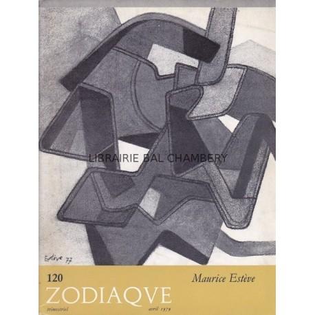 Zodiaque n°120 - Maurice Estèves