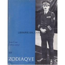 Zodiaque n°123 - Jean Cras (1879-1979)