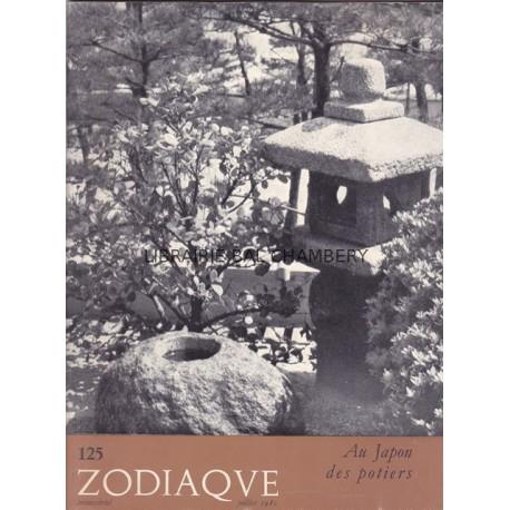 Zodiaque n°125 - Au Japon des potiers