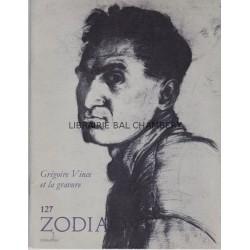 Zodiaque n°127 - Grégoire Vince et la gravure