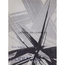 Zodiaque n°129 - Pierre Belzeaux