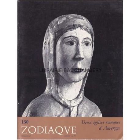 Zodiaque n°130 - Deux églises romanes d'Auvergne