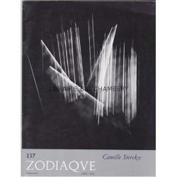 Zodiaque n°137 - Camille Sterckx