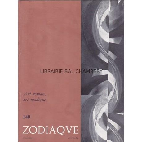 Zodiaque n°140 - Art roman, art moderne