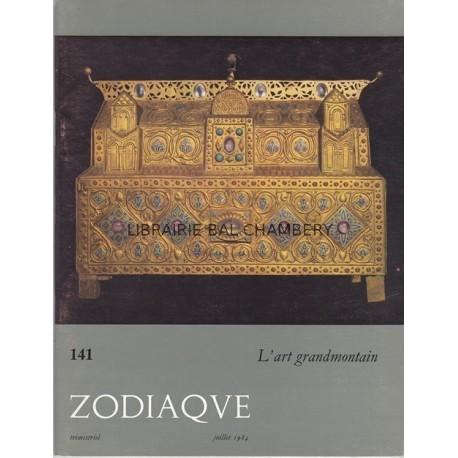 Zodiaque n°141 - L'art grandmontain