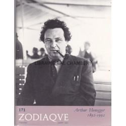 Zodiaque n°171 - Artur Honegger 1892-1992