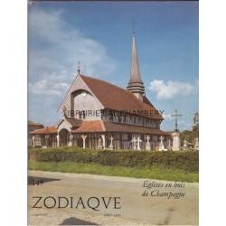 Zodiaque n°149 - Eglises en bois de Champagne