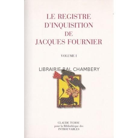 Le registre d'inquisition de Jacques Fournier