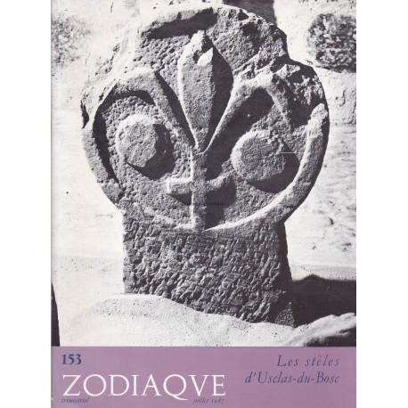 Zodiaque n°153 - Les stèles d'Usclas-du-Bosc