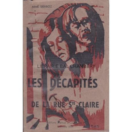 Les décapités de la Rue Ste Claire