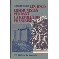Les idées communistes pendant la Révolution Française