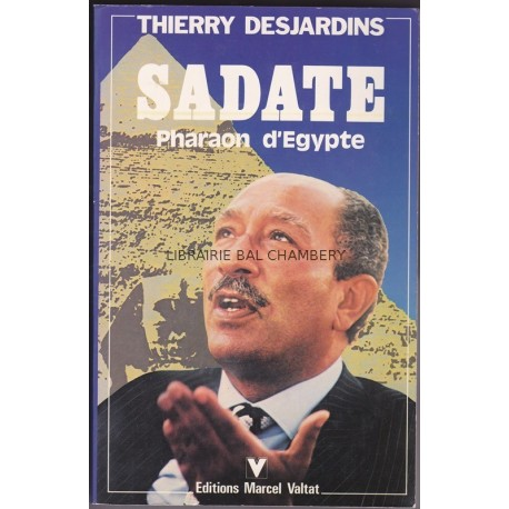 Sadate Pharaon d'Egypte